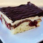 Alte schlesische Pudding – Buttercreme – Torte