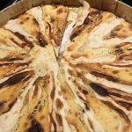 Himbeer-Frischkäse-Sahne-Dessert mit Knusperkruste