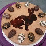 Rhabarberkuchen mit Eierlikör