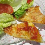 Nudeln mit Käse-Sahne-Sauce
