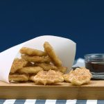 Sultans Freude – Frischkäse-Fetacreme mit Datteln