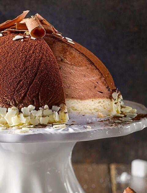 Bombe au chocolat (Schokoladentorte)