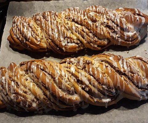 Nusszopf – Rezept von einem Bäckermeister