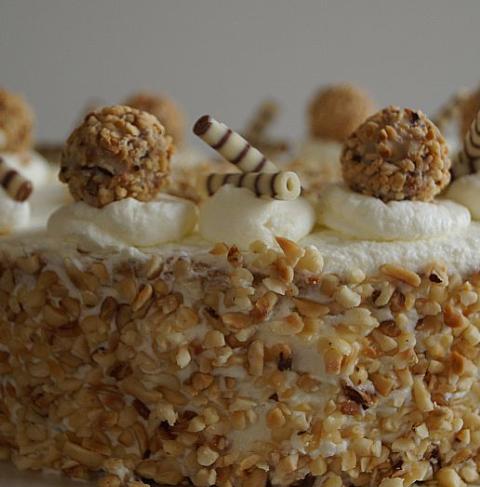 GiOTTO-Haselnuss-Torte